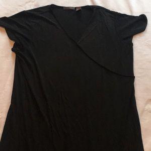 Liz Claiborne black dress plus size 2x